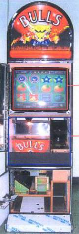 Bulls the Coin-op Medal Game