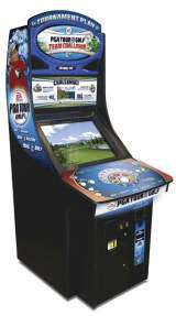 EA Sports PGA Tour Golf Team Challenge the Arcade Video Game PCB