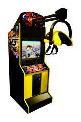 Invasion Earth the Arcade Video Game