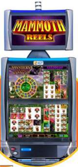 Mystery of the Congo the  Slot Machine