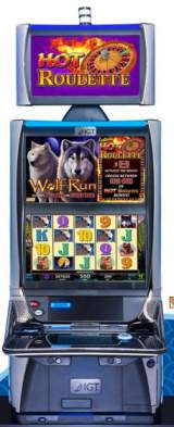 Hot Roulette - Wolf Run the Slot Machine
