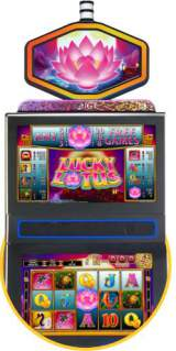 Lucky Lotus the Slot Machine