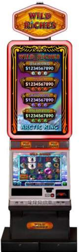 Arctic King [Wild Riches] the Slot Machine