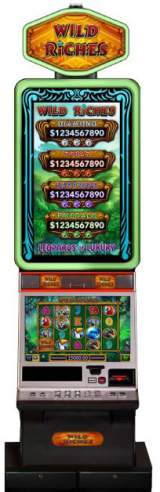 Leopards of Luxury [Wild Riches] the Slot Machine