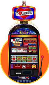 Sizzling 7 [I Love Jackpots] the Slot Machine