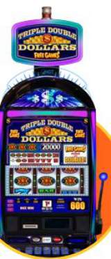 Triple Double Dollars [Free Games] [S3000] the  Slot Machine