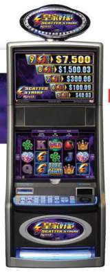 Scatter Strike Royal the Slot Machine