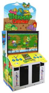 Dinosaur Catcher the Coin-op Redemption game