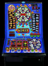 Bullseye [Model PR1722] the  Fruit Machine