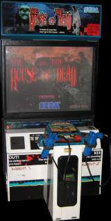 The House of the Dead the  Arcade Video Game PCB