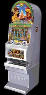 Apollo the  Slot Machine