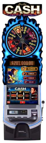 Johnny Cash the Slot Machine