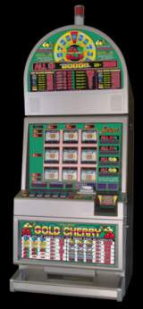 Gold Cherry [Model RR9-WH-001] the  Slot Machine