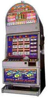 Super Magic Flight [Model CN9411-013C] the Slot Machine