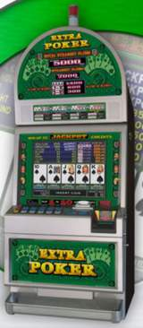 Extra Poker the Slot Machine