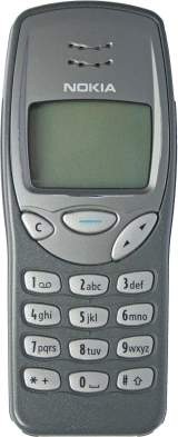 Nokia 3210 the Mobile Phone