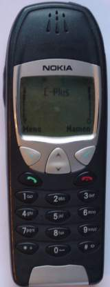 Nokia 6210 the Mobile Phone