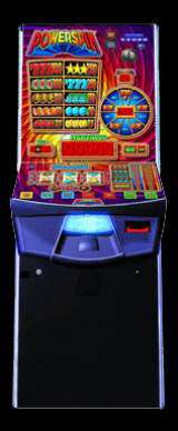 Powerspin the  Fruit Machine