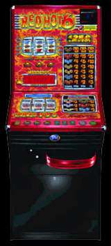 Red Hot 6 the  Fruit Machine