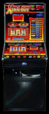 Xtra Hot the  Fruit Machine
