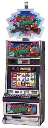 Masked Money the  Slot Machine