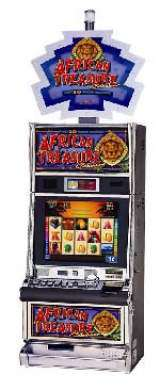 African Treasure Classic the  Slot Machine