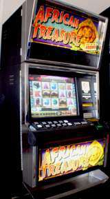 African Treasure the  Slot Machine