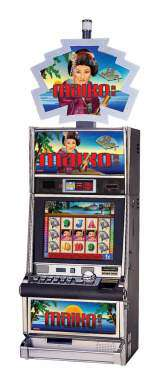 Maiko the Slot Machine