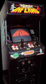 Inferno the  Arcade Video Game