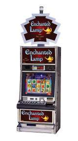 Enchanted Lamp the Slot Machine