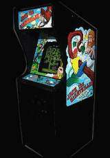 Jack the Giantkiller the  Arcade Video Game