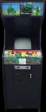 Jackal the Arcade Video Game