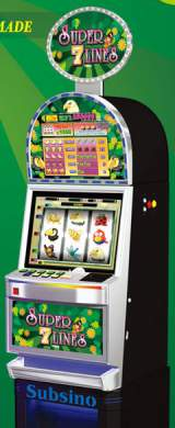 Super 7 Lines the Slot Machine