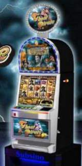 Ghost Pirate the  Slot Machine