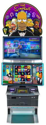The Simpsons the Slot Machine