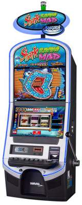 Shark Raving Mad the Slot Machine