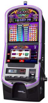 Hot Hot Gems the Slot Machine