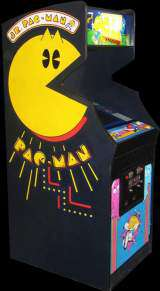 Jr. Pac-Man [No. 0A29] machine