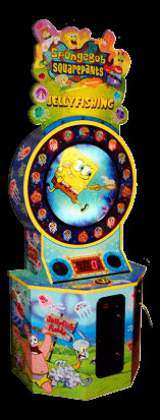 SpongeBob Squarepants - Jellyfishing the Coin-op Redemption Game