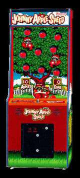 Johnny Apple Speed the  Redemption Game