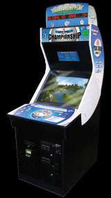 EA Sports PGA Tour Golf Championship Edition the Arcade Video Game