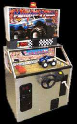 Monster Truck the  Redemption Game