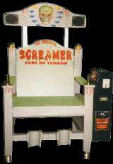 The Original Screamer - Seat of Terror the  Redemption Game