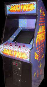 Juno First [Model GX310] the Arcade Video game