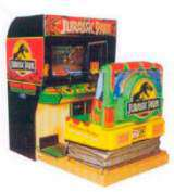 Jurassic Park the  Arcade Video Game PCB