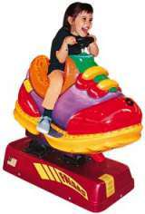 Zapato Volador the Coin-op Kiddie Ride