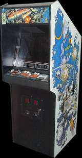 Asteroids Deluxe the Arcade Video Game