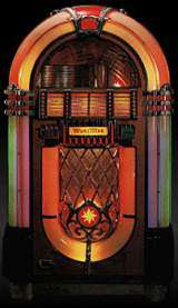 Model 1015 the Coin-op Jukebox
