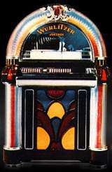 Nostalgia [Model 1050] the Coin-op Jukebox