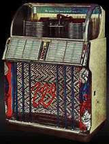 Model 1550-A the  Jukebox